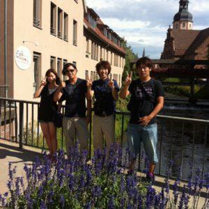 生きたドイツ語をドイツで学ぶ!NGESドイツ語留学プログラム