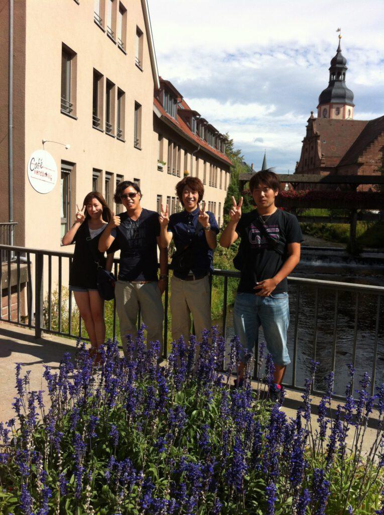 NGESドイツ語留学プログラム