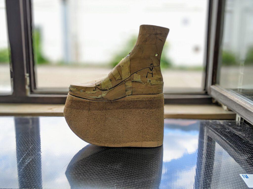 ドイツ整形靴