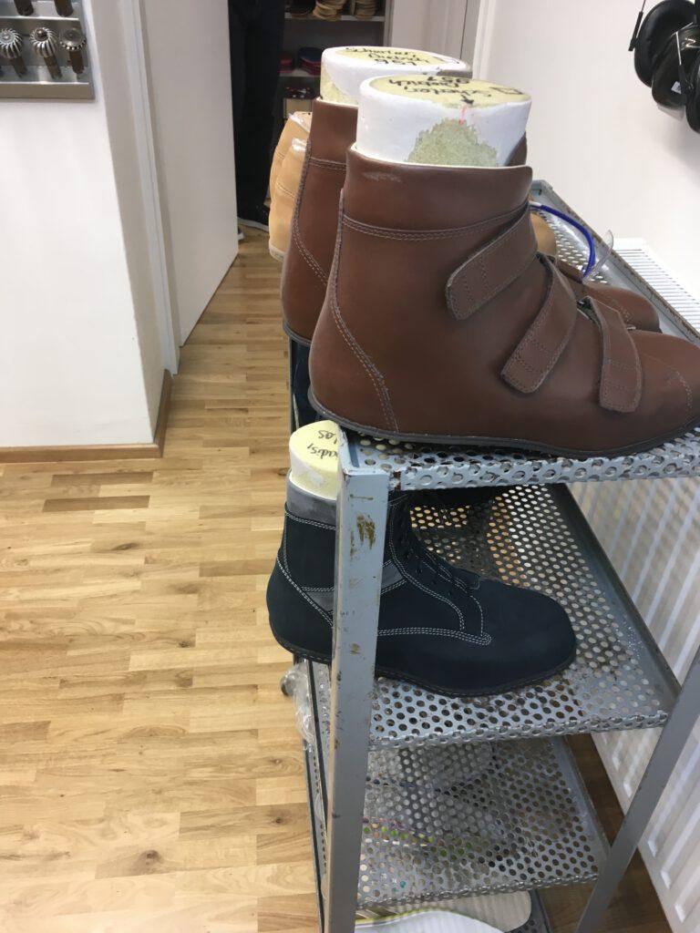 ドイツ整形靴製