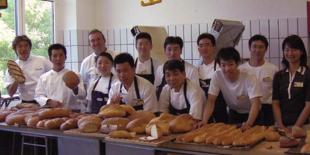 ドイツ製パン 職人 ゲゼレ・マイスター